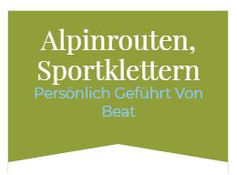 ALPINE ROUTEN - SPORTKLETTERN